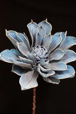 """Blue Foam Flower 35"""" [FF2251]"""