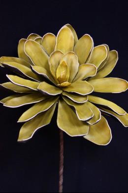 """Yellow Foam Flower 33"""" [FF2269]"""