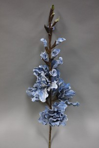 "Light Blue Foam Flower 51"" [FF2281]"