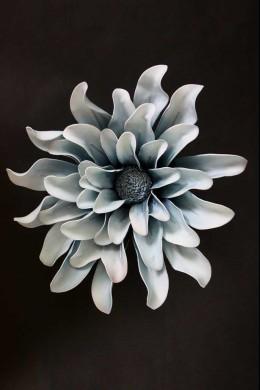 Blue Wall Flower [FF2296]