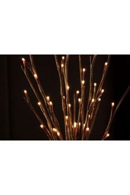 Willow Branch with 96 Incandescent Bulbs [WLWB96]